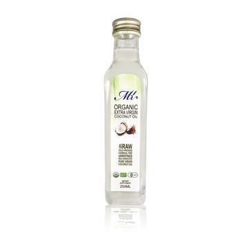 Mk Organic Extra Virgin Coconut Oil - 250 Ml By Mk Life Pte Ltd.