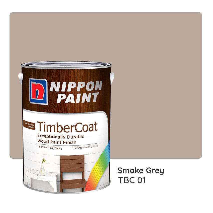 Nippon Paint Timbercoat Tbc 01 1L Reviews