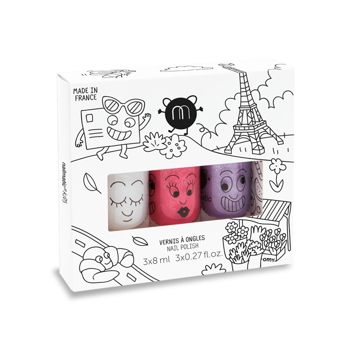 List Price Nailmatic Kids Nail Polish Set City Not Specified