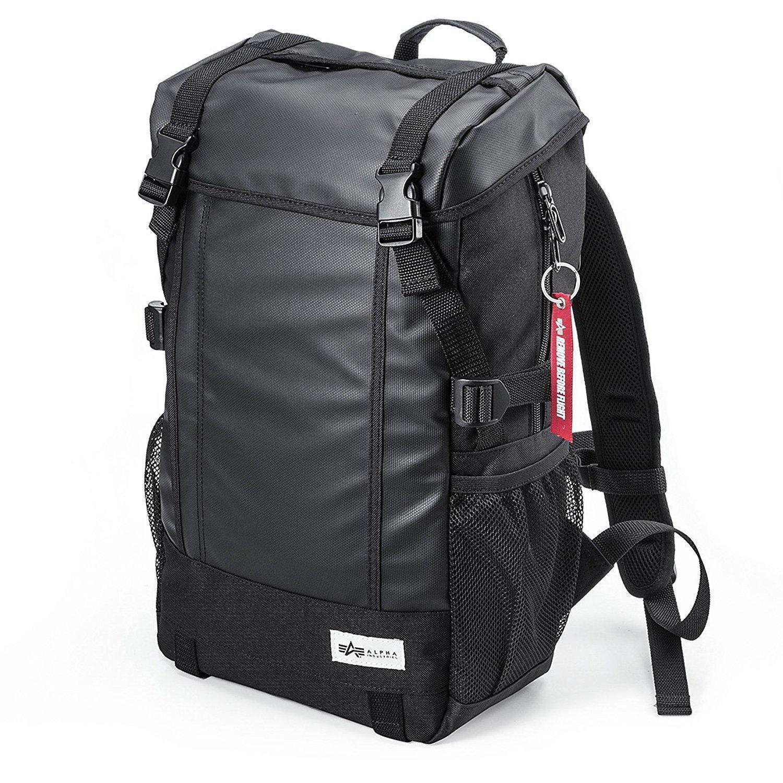 c8bced0c98 ALPHA INDUSTRIES Premium Quality Backpack Waterproof Rucksack,Unisex Model  BP004