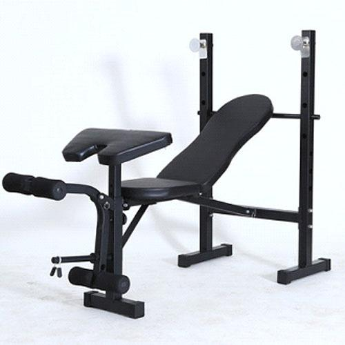 Barbell Gym Workout Bench By My Cool Shop.