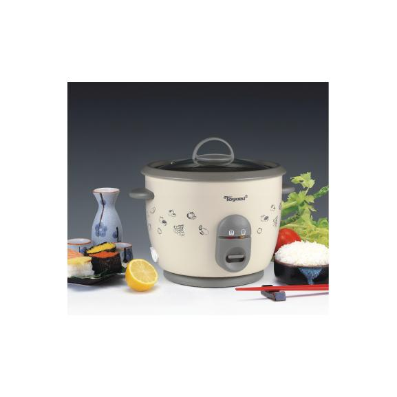 Toyomi RCA 20 Rice Cooker 1.0L  1 Year Warranty