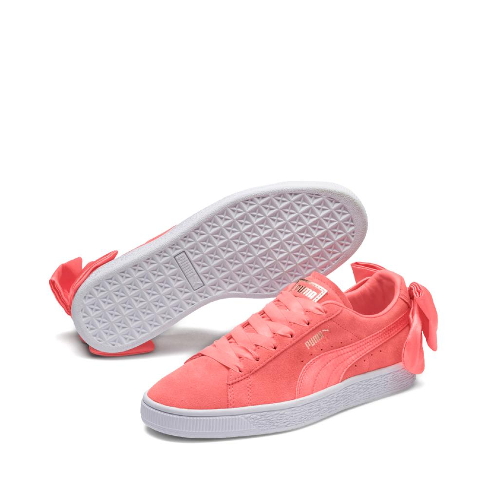 Singapore. Puma Women s Suede Bow Sneakers (367317 ... f2887234b6