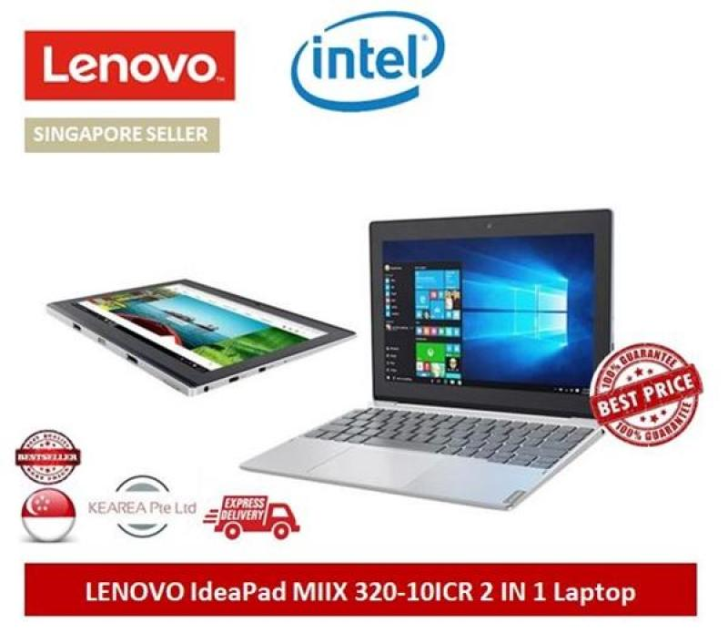 LENOVO IdeaPad MIIX 320-10ICR 2 in 1 Laptop comes with Keyboard and Active Pen