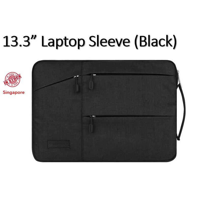 Sg Stock Gearmax Wiwu Laptop Sleeve Case Bag Pouch For 13 15 6 Inch Laptop Mac Ipro Surface In Stock