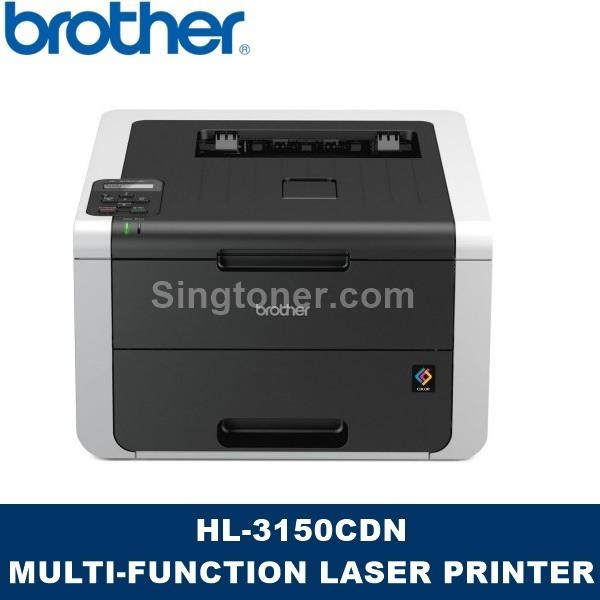 Review Local Warranty Brother Hl 3150Cdn High Speed Colour Led Printer With Auto 2 Sided Printing And Network Capability Hl3150Cdn Hl 3150 Cdn Brother