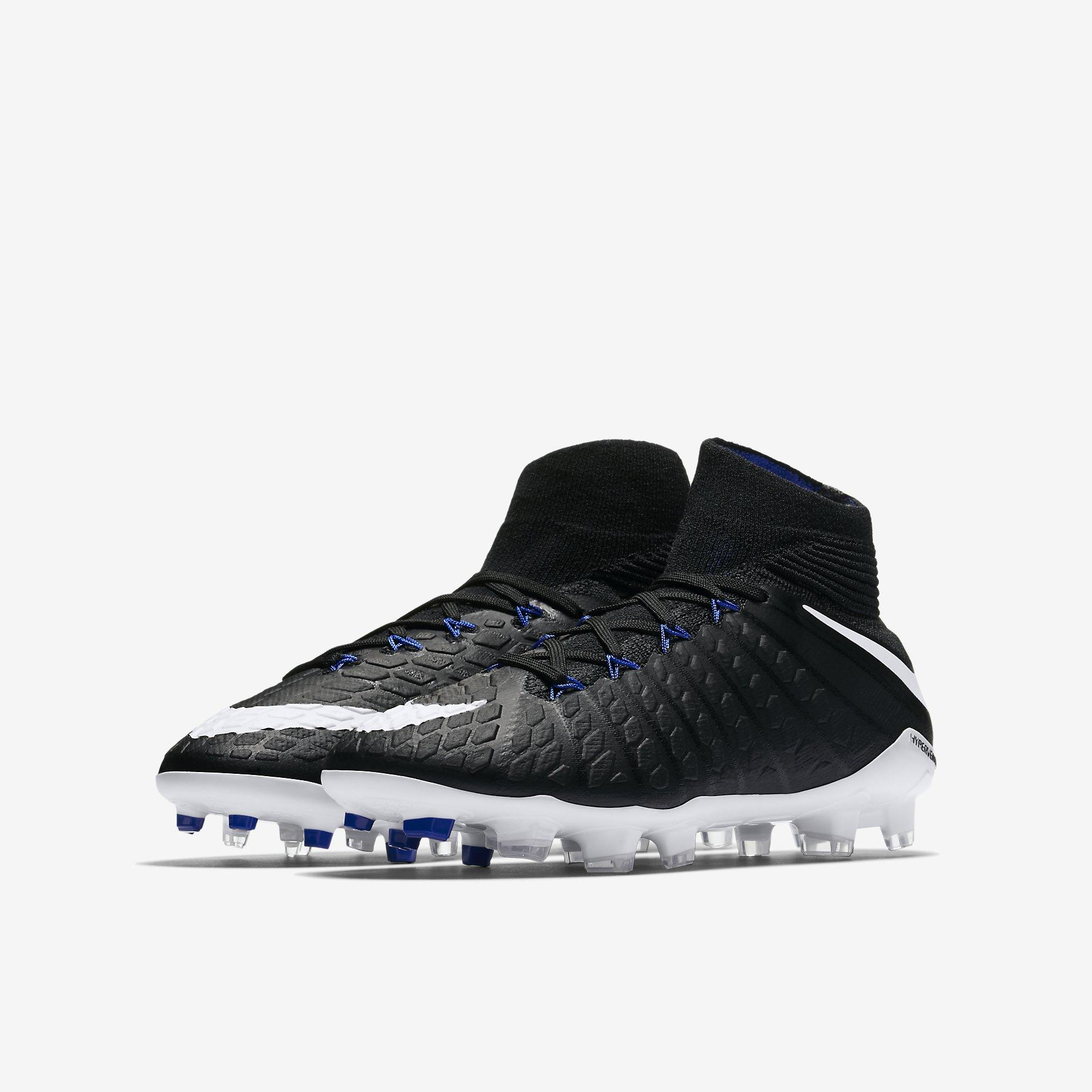 Nike Jr Hypervenom Phantom 3 Df Fg By Soccer Unlimited (capitaland Merchant).