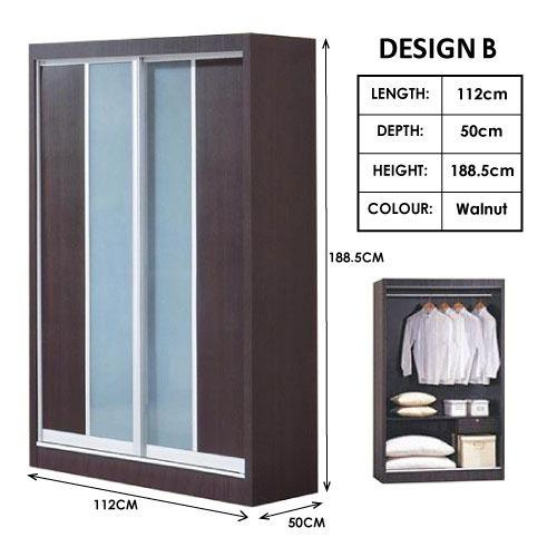 [A-STAR] Cheapest Sliding Wardrobe+FREE DELIVERY/ INSTALLATION