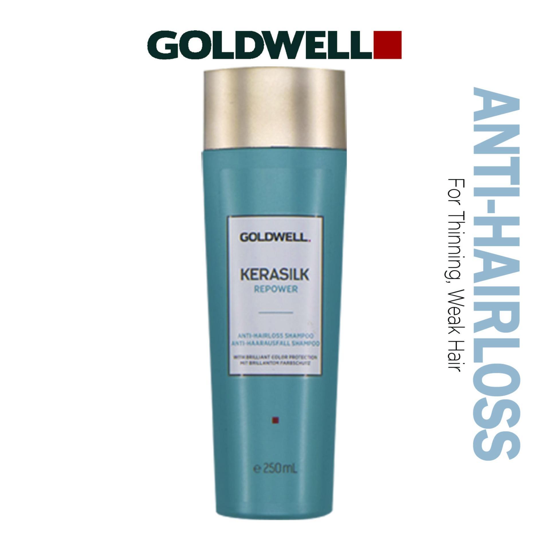 Cheaper Goldwell Kerasilk Repower Anti Hairloss Shampoo 250Ml