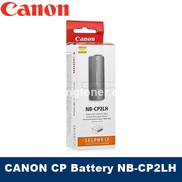[original] Canon Selphy Cp Battery Pack Nb-Cp2lh For Cp1300 Cp1200 Cp910 Cp800 By Singtoner.