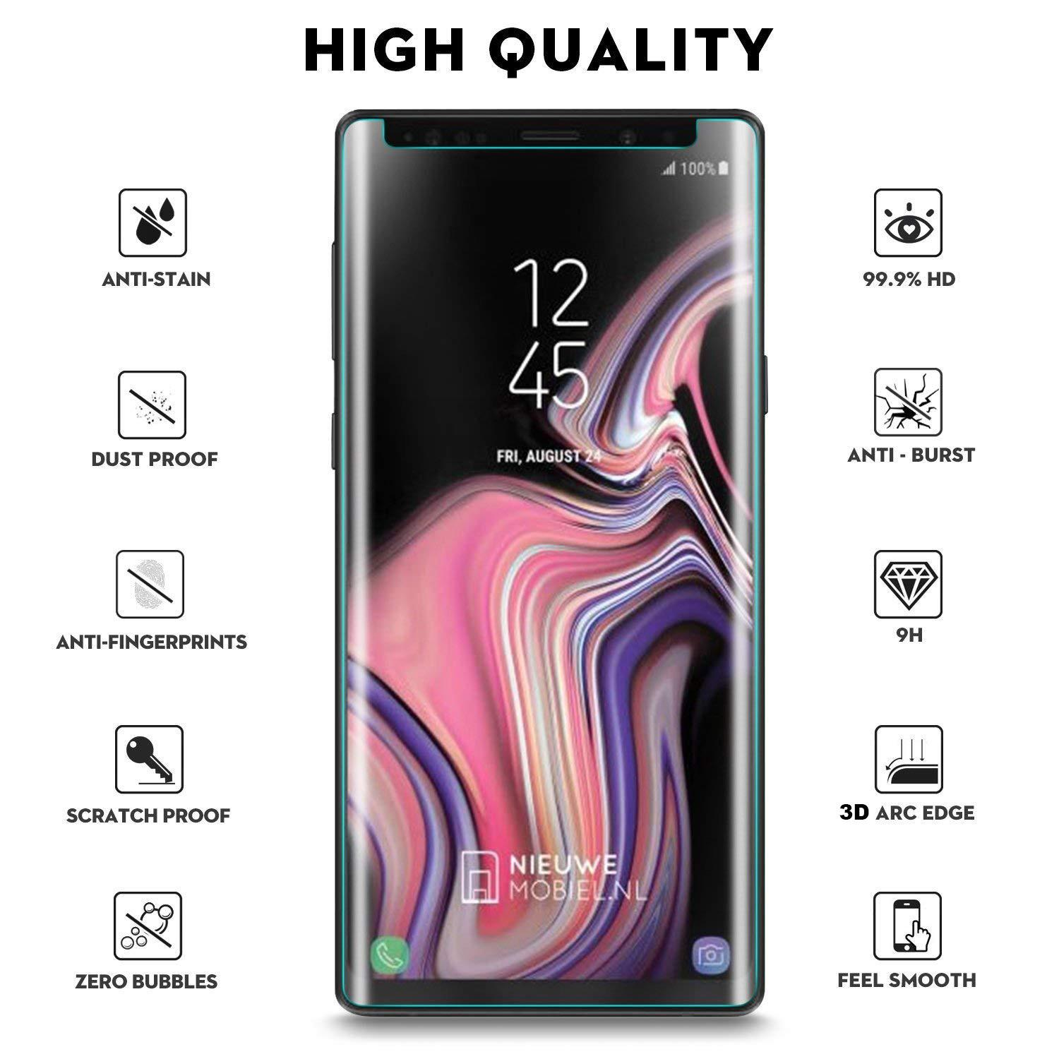 Samsung Galaxy Note 8 Case Clear View Flip Folio Cover Price In Goospery S7 Edge Soft Feeling Jelly Black Friendly 3d Full Tempered Glass Screen Protector For 9