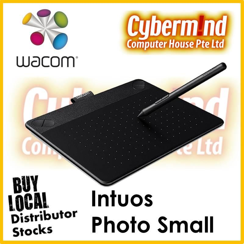 WACOM Intuos PHOTO Pen & Touch Tablet Small - Black (CTH-490/K2)