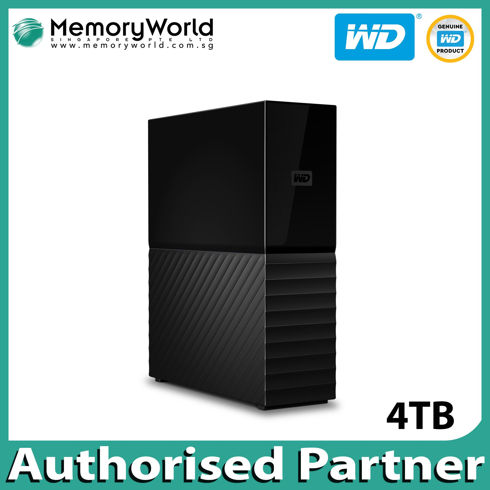 Latest Western Digital (WD) External Hard Drives Products