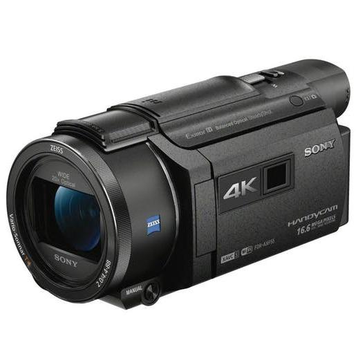 Sony Fdr-Axp55 4k Handycam 8.2mp With Built-In Projector 50ansi Lumens By Fepl.