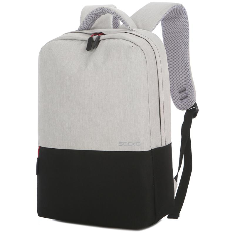 15.6-Inch Computer Bag Female Shoulders Men Hand Lenovo Dell HP Apple 14-Inch Laptop Backpack