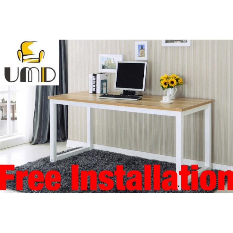Discounted Umd 160L 70D 75Hcm Study Table Study Desk Computer Table Computer Desk