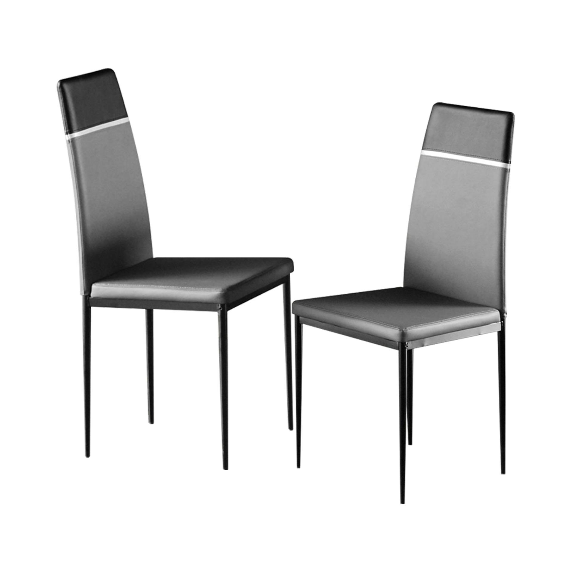 Brucie Dining Chair_Set of 2 (FREE DELIVERY)(FREE ASSEMBLY)