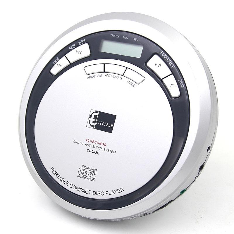 Sale Digital Portable Compact Disc Cd Player 40 Seconds Anti Shock Bass Boost System Online China