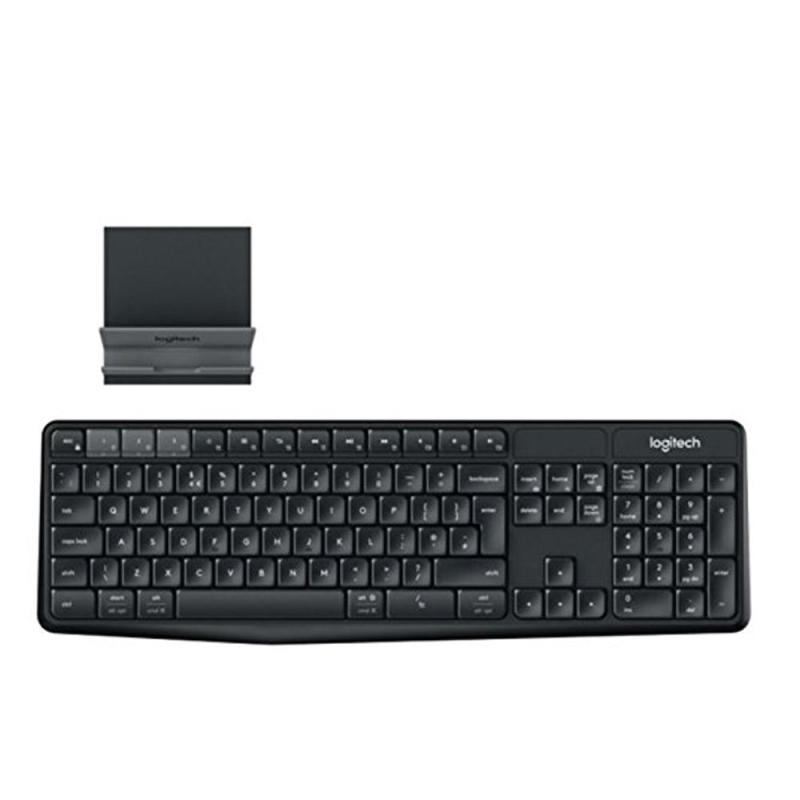 Logitech 920-008250 K375S Multi-Device Wireless Keyboard 1 Year Warranty Singapore
