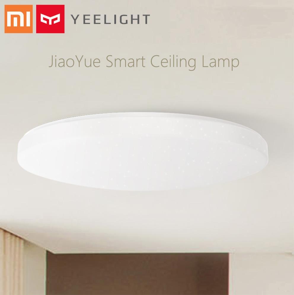 Xiaomi Yeelight JIAOYUE 480 LED Ceiling Light / Lamp 200 - 240V - WHITE LAMPSHADE