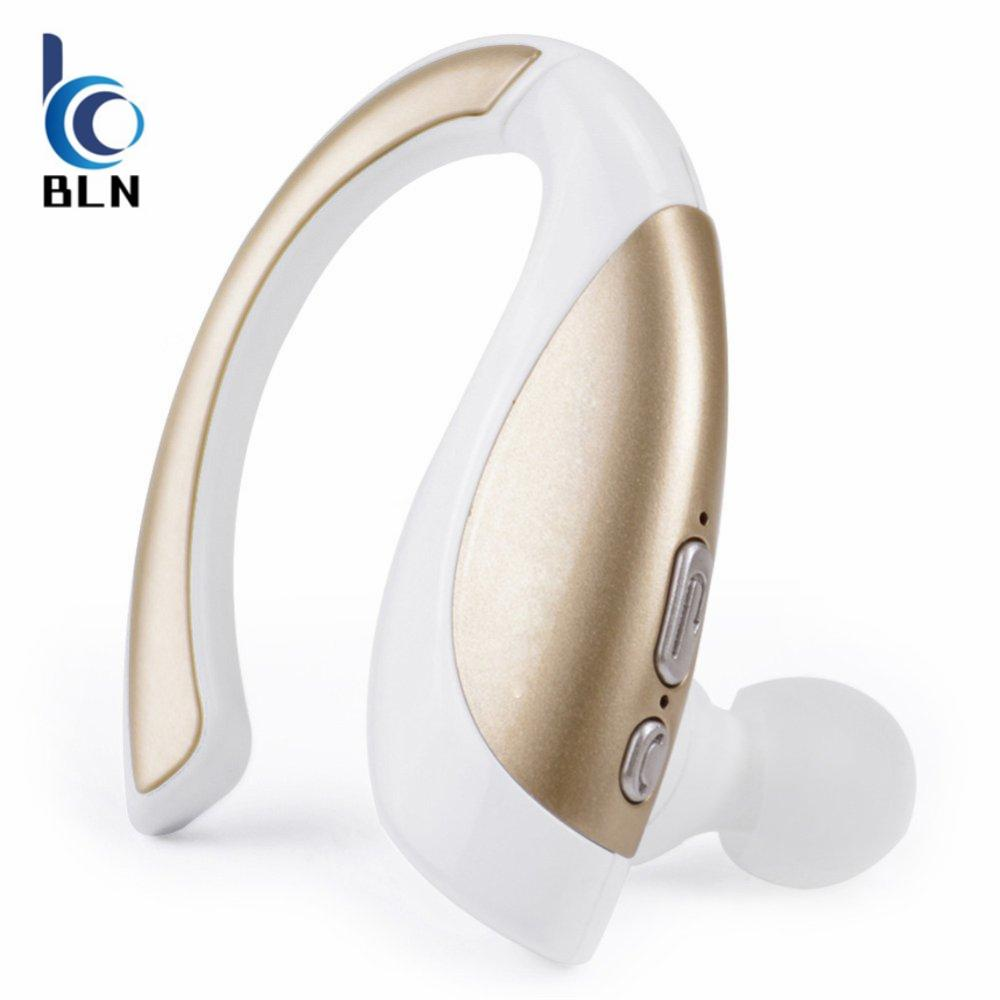 Buy X16 Stereo Wireless Bluetooth Headset In Ear Music Sports Bluetooth Earphone Hands Free Headphone Enhanced Bass White Gold Online