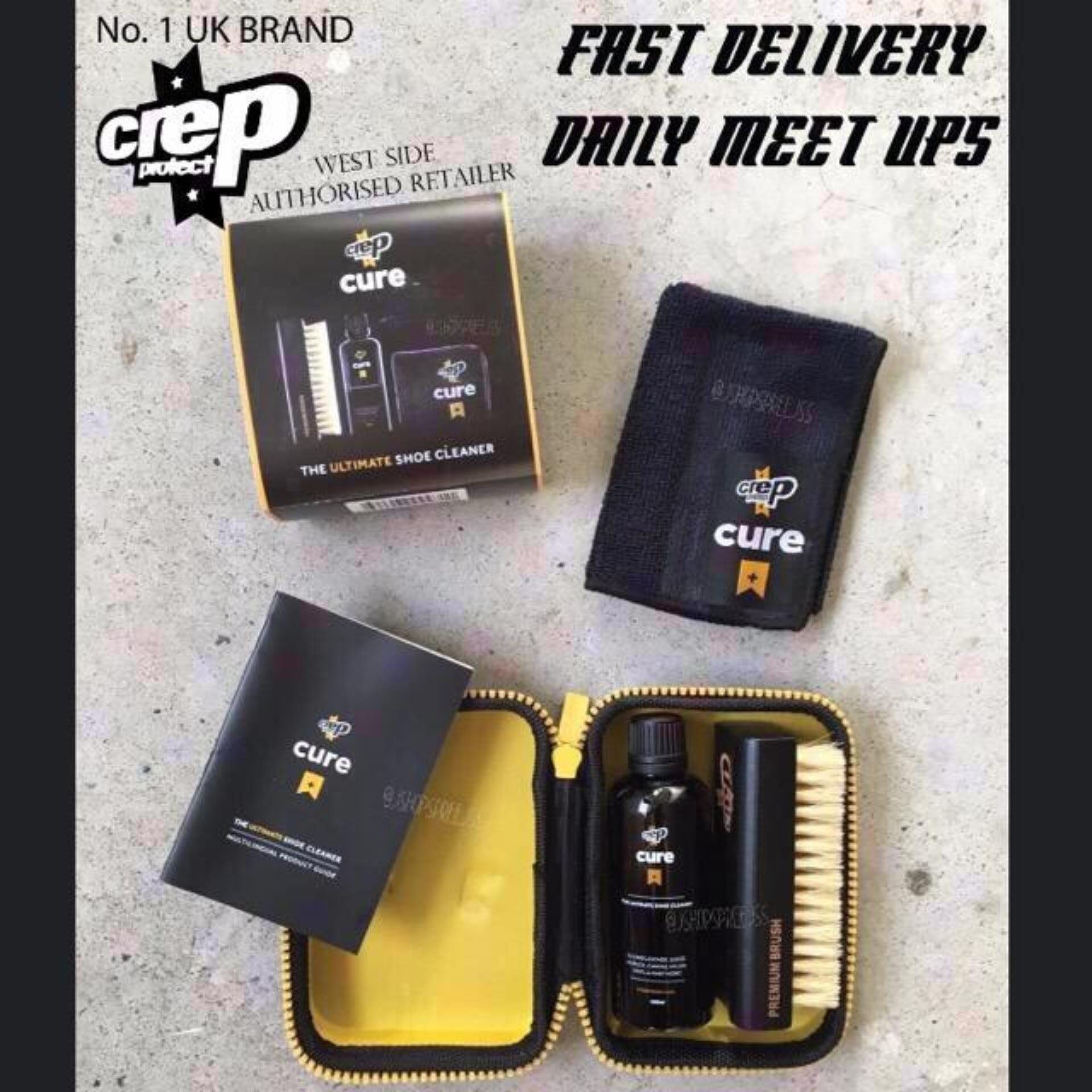 Buy Crep Protect Cleaning Kit Set Lazada Cure Ultimate Shoe Ol Express Spray