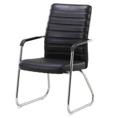JIJI (Free Installation) (TESSA Leather Meeting Leather)   (Designer Dining Chair)/Conference Chair/Exhibition chair/Pantry /Storage /Trainee /Foldable /Meeting Free 12 Months Warranty (SG)