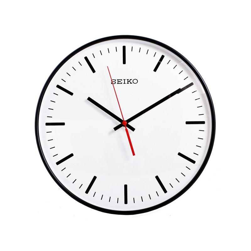 Sale Seiko Qxa701Kn Analog Wall Clock Seiko Wholesaler