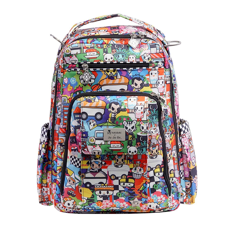 Jujube Ju Be Right Back Brb Backpack Diaper Bag