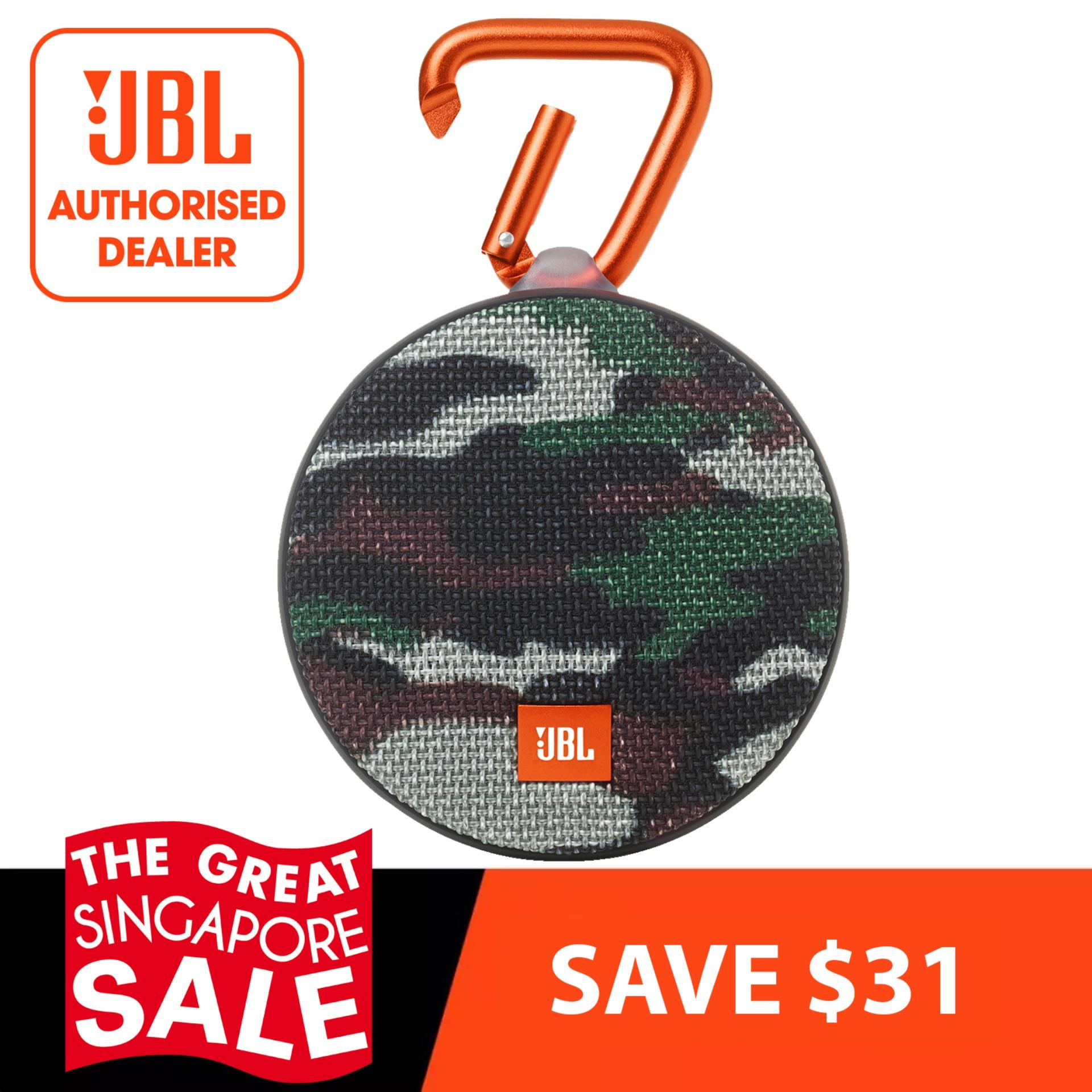 Purchase Jbl Clip 2 Portable Bluetooth Speaker