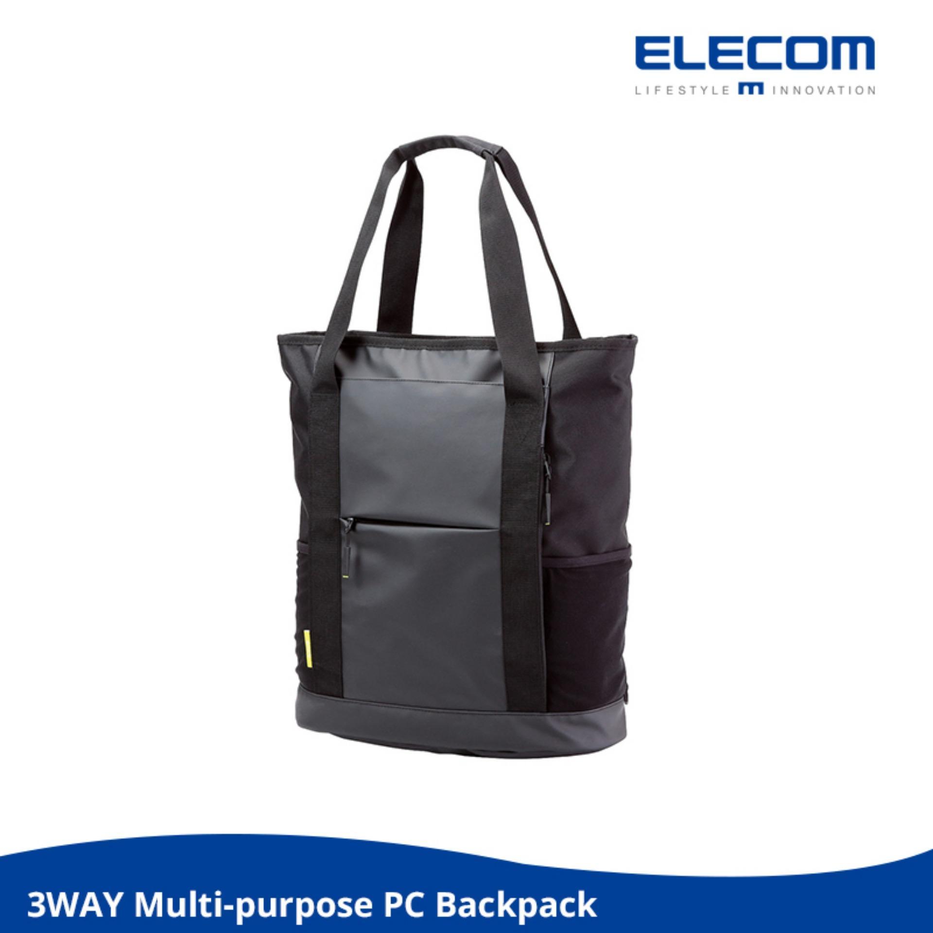 Elecom 3Way Tote Bag Pc Backpack Shoulder Bag Hand Carry Laptop Shop