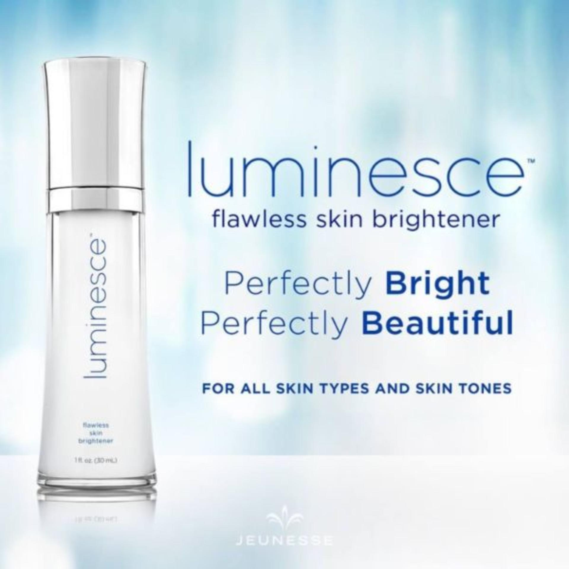 Lowest Price Jeunesse Flawless Brightener Reduce Sun Spot Age Spot Pregany Spot Freckles Pore Size
