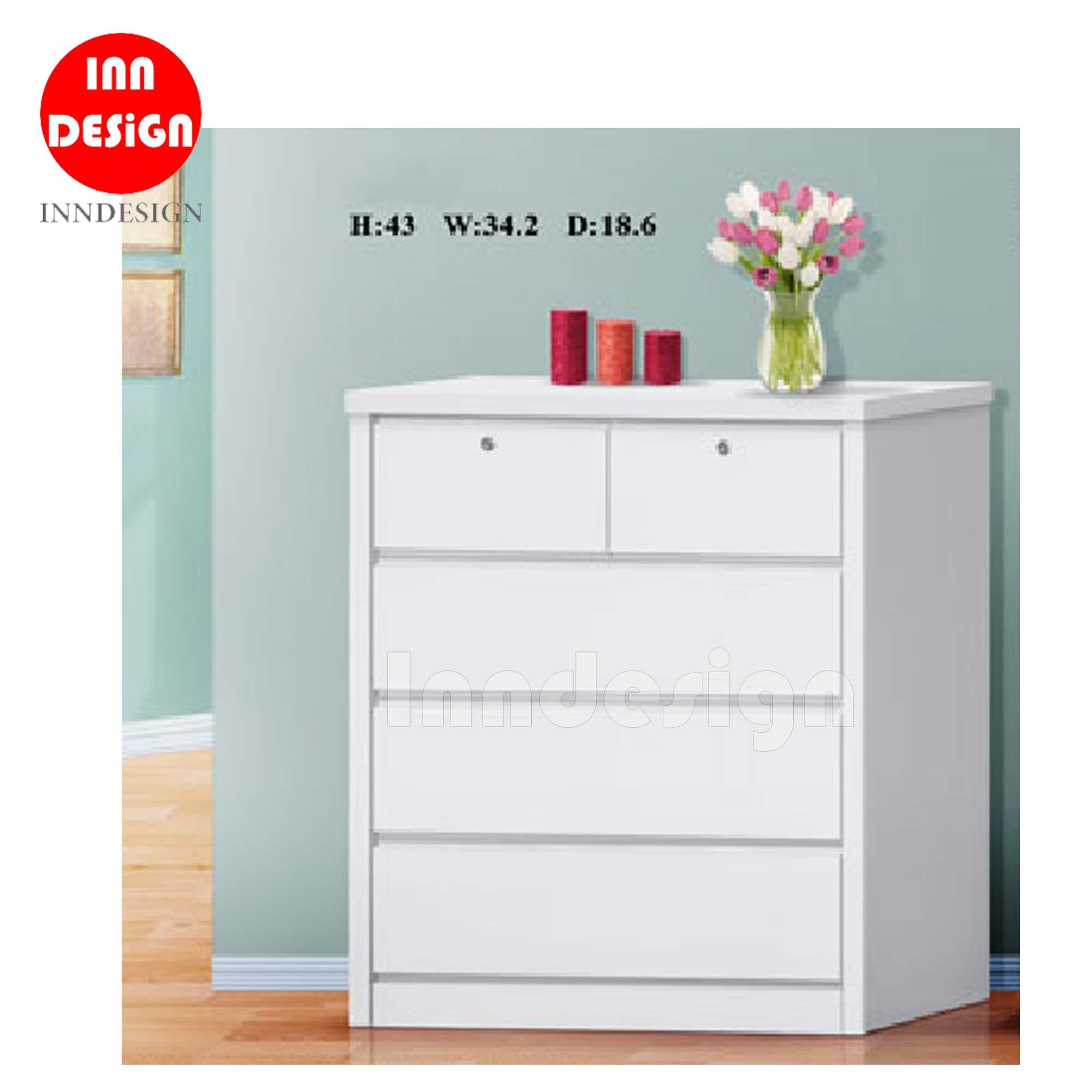 Zen Chest of Drawer (Deliver within 3 to 5 Days)