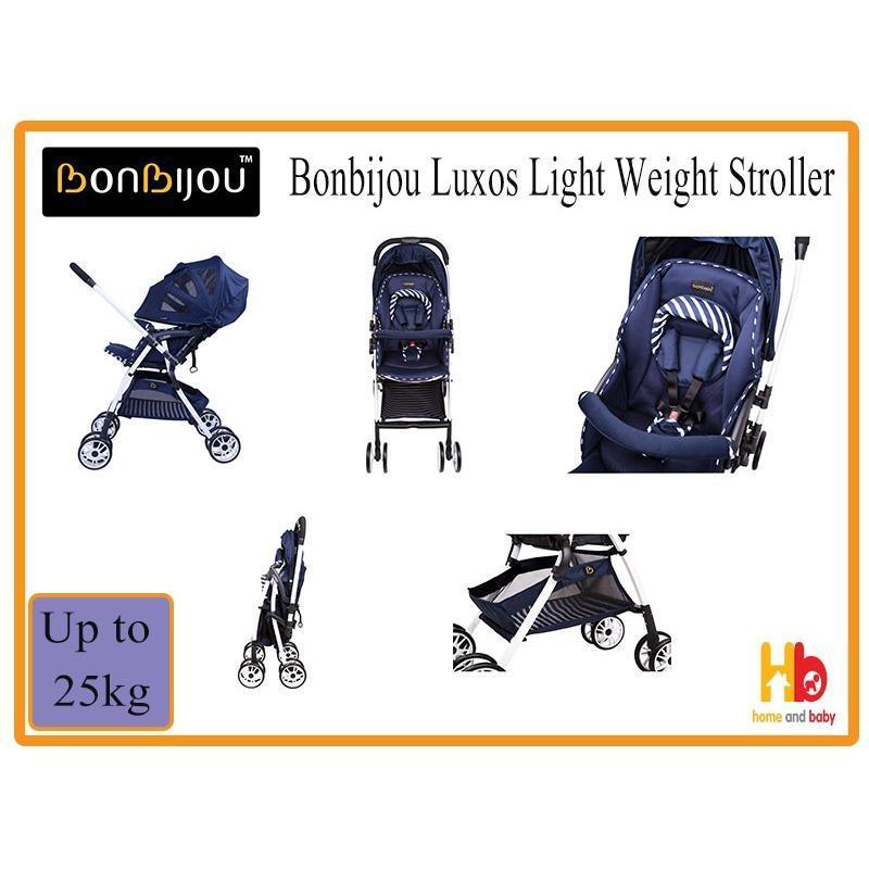 Bonbijou Luxos Light Weight Stroller Singapore
