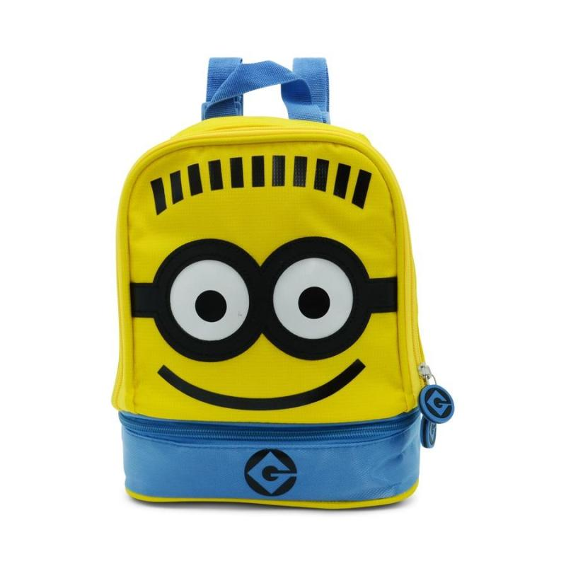 Kidztime x Despicable Me Minions Lunch Backpack