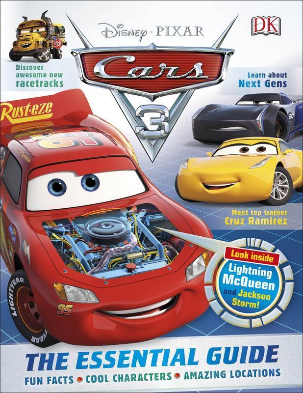 Disney Pixar Cars 3 Eg