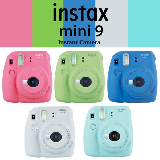 Fujifilm Instax Mini 9 Instant Camera By Starz Mode.