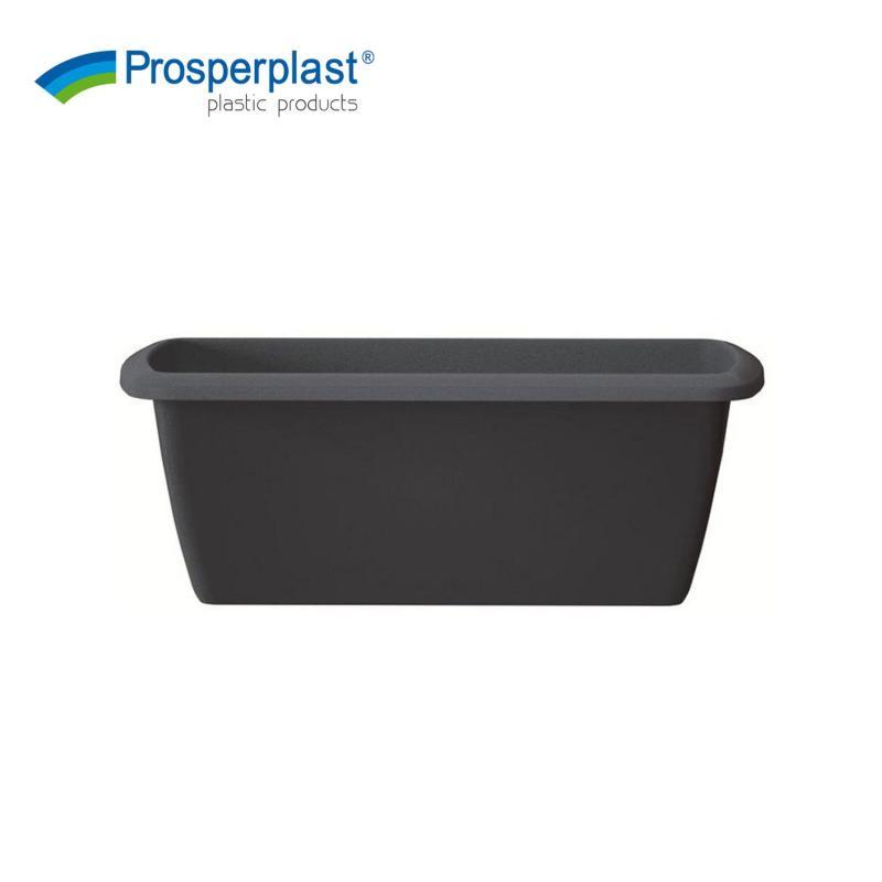 Prosperplast Respana Set Rectangular Planter Box (590mm x 184mm x 150mm)