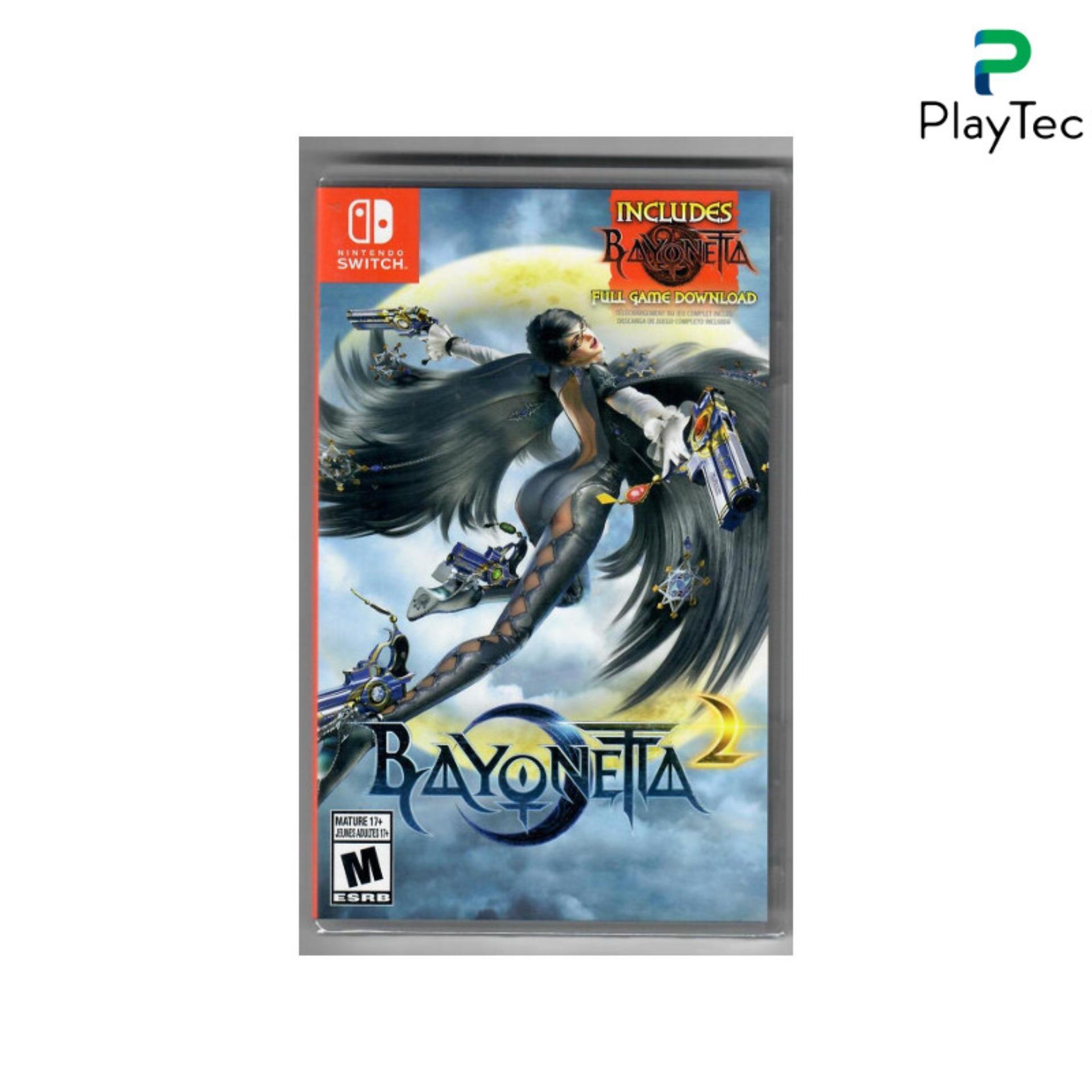 Nintendo Switch Bayonetta 2-US (R1)