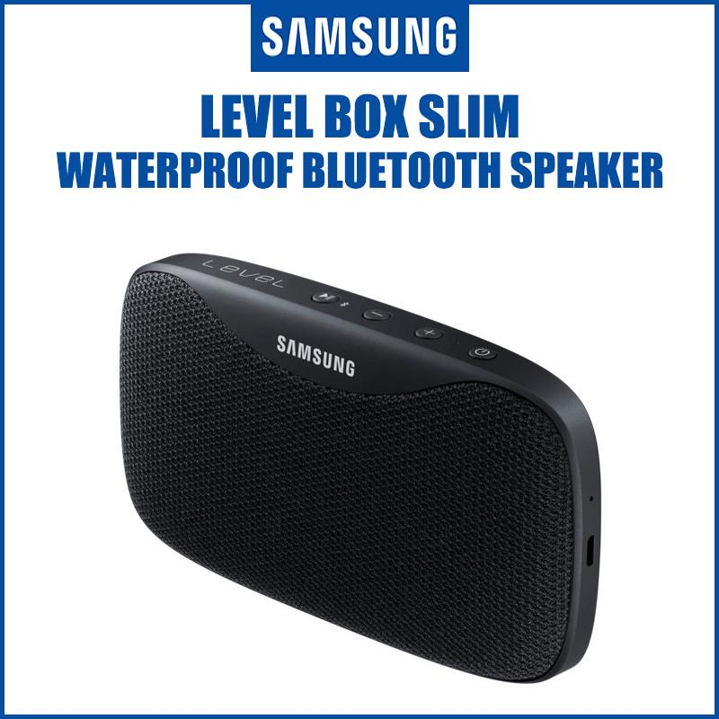 Compare Price Samsung Level Box Slim Portable Bluetooth Speaker On Singapore