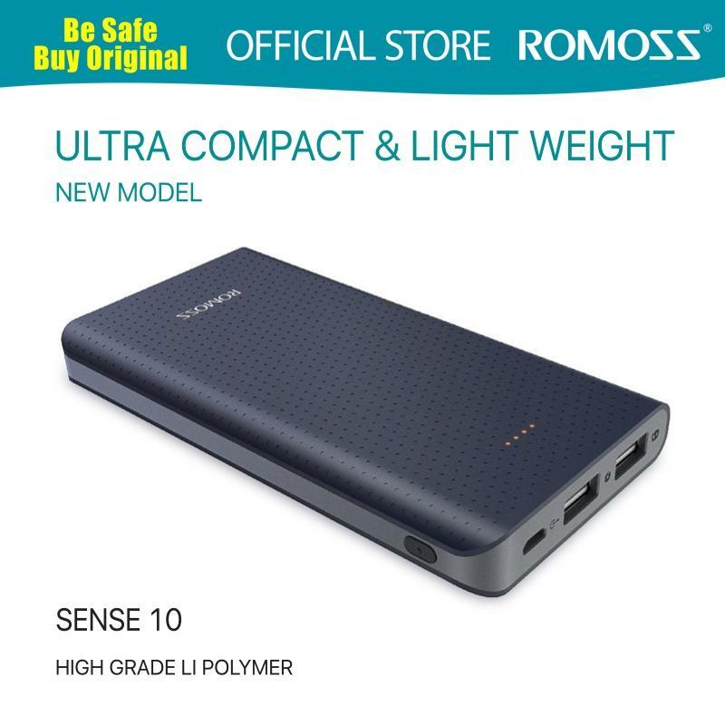 How Do I Get Romoss Sense 10 Premium High Grade Li Polymer Power Bank
