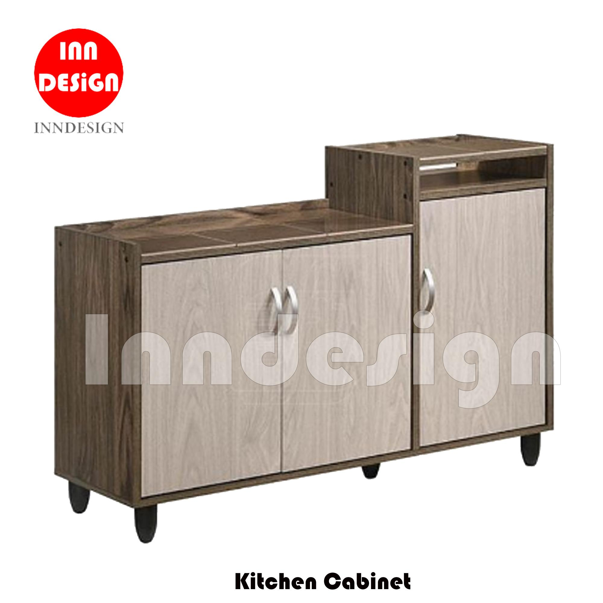 Tolie 3 Doors KItchen Cabinet