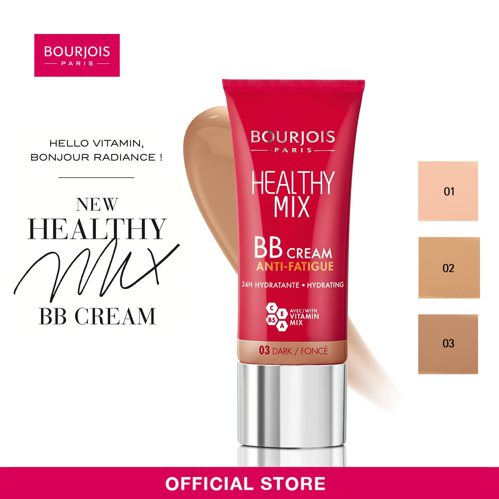 Bourjois Healthy Mix Bb Cream 30ml By Bourjois