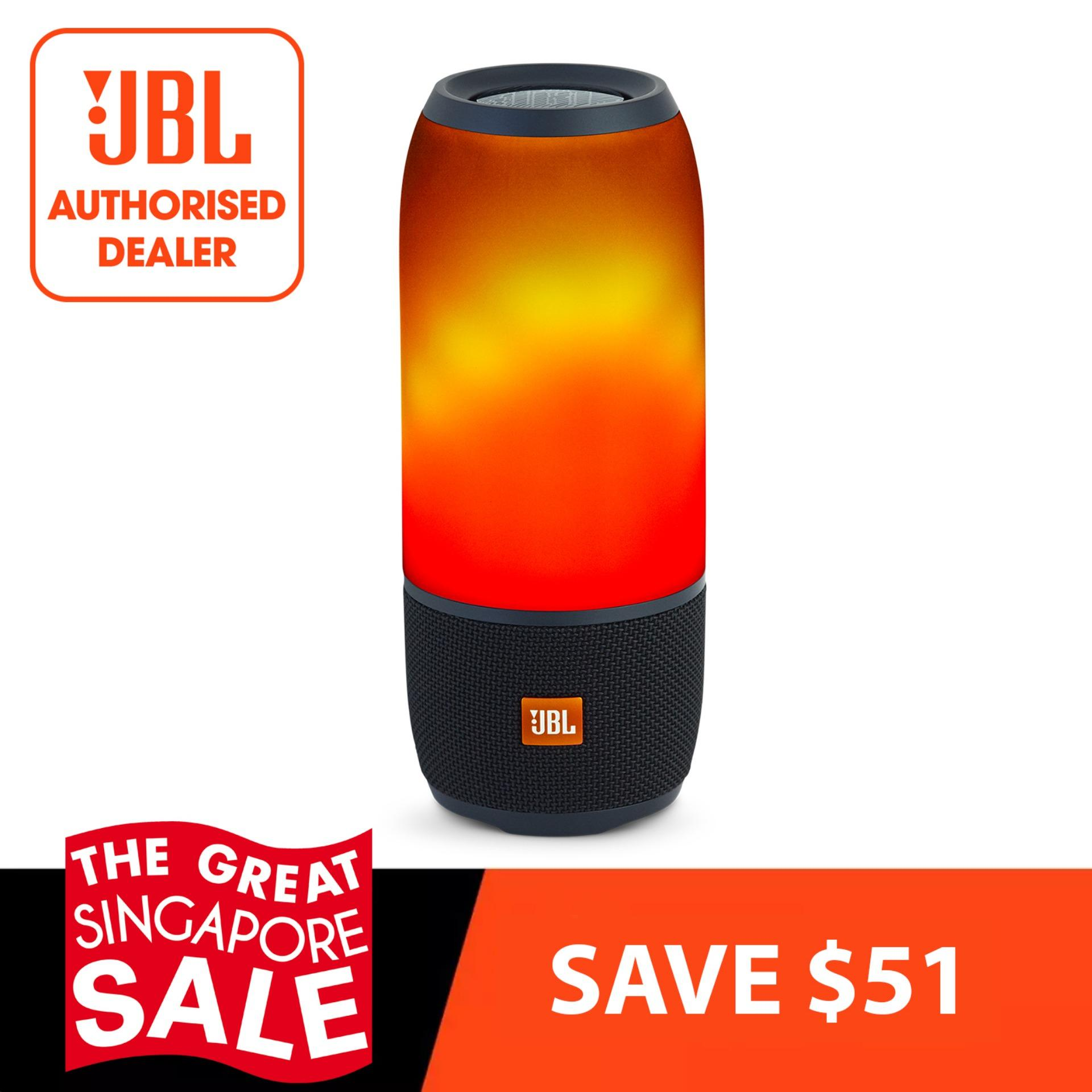 Jbl Pulse 3 Portable Bluetooth Speaker Lower Price
