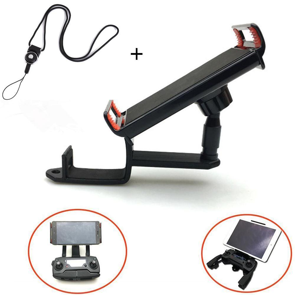 New Joint Vcitory Adjustable Bracket Extender 4 10 9 Inches Tablet Stander Mobile Phone Stand Holder With Lanyard For Dji Mavic Air Pro Platinum And Dji Spark Remote Controller