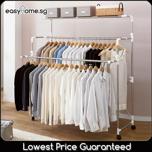 buy drying racks online laundry lazada sg