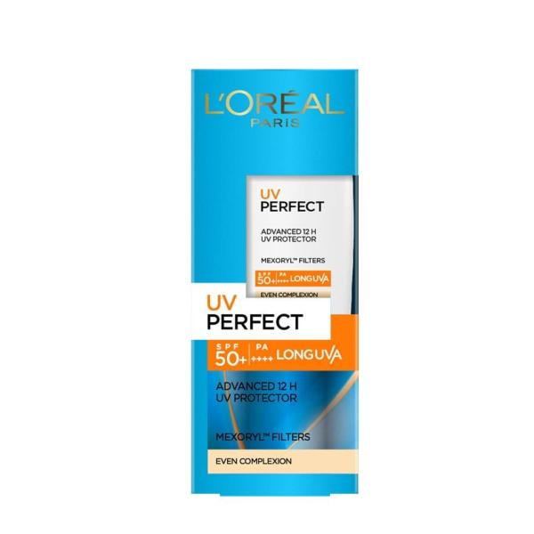 Buy LOreal Paris Skincare UV Perfect Even Complexion Spf50 Pa++++ 30ml Singapore