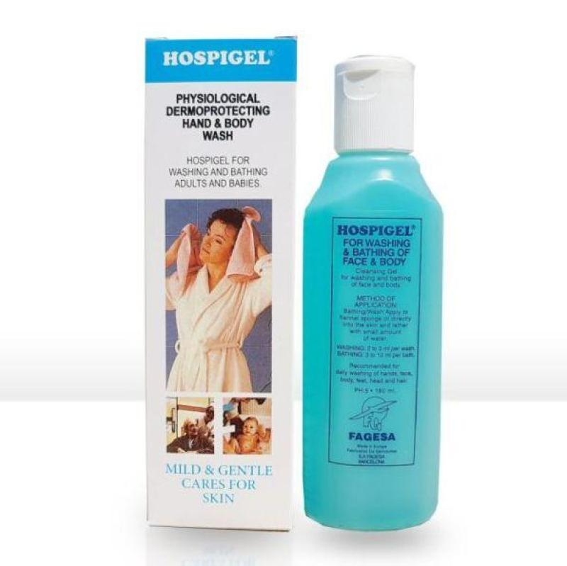 Buy HOSPIGEL® Gentle Body Wash (180ml) Singapore