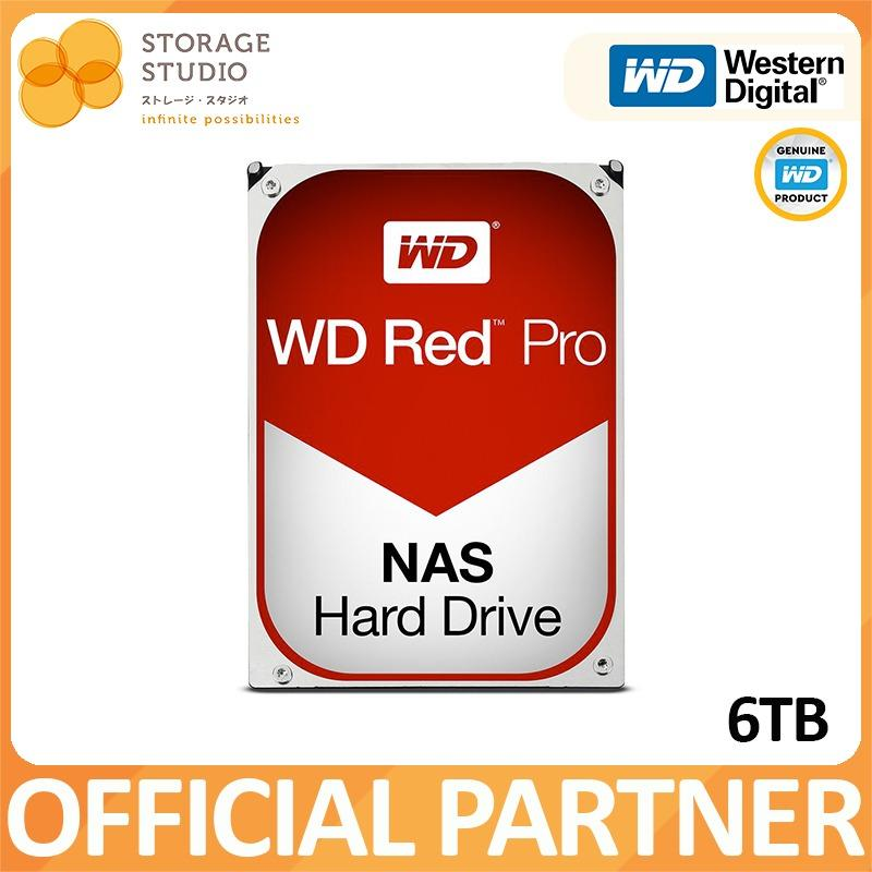 How To Buy Wd Red Pro 6Tb Nas Hard Disk