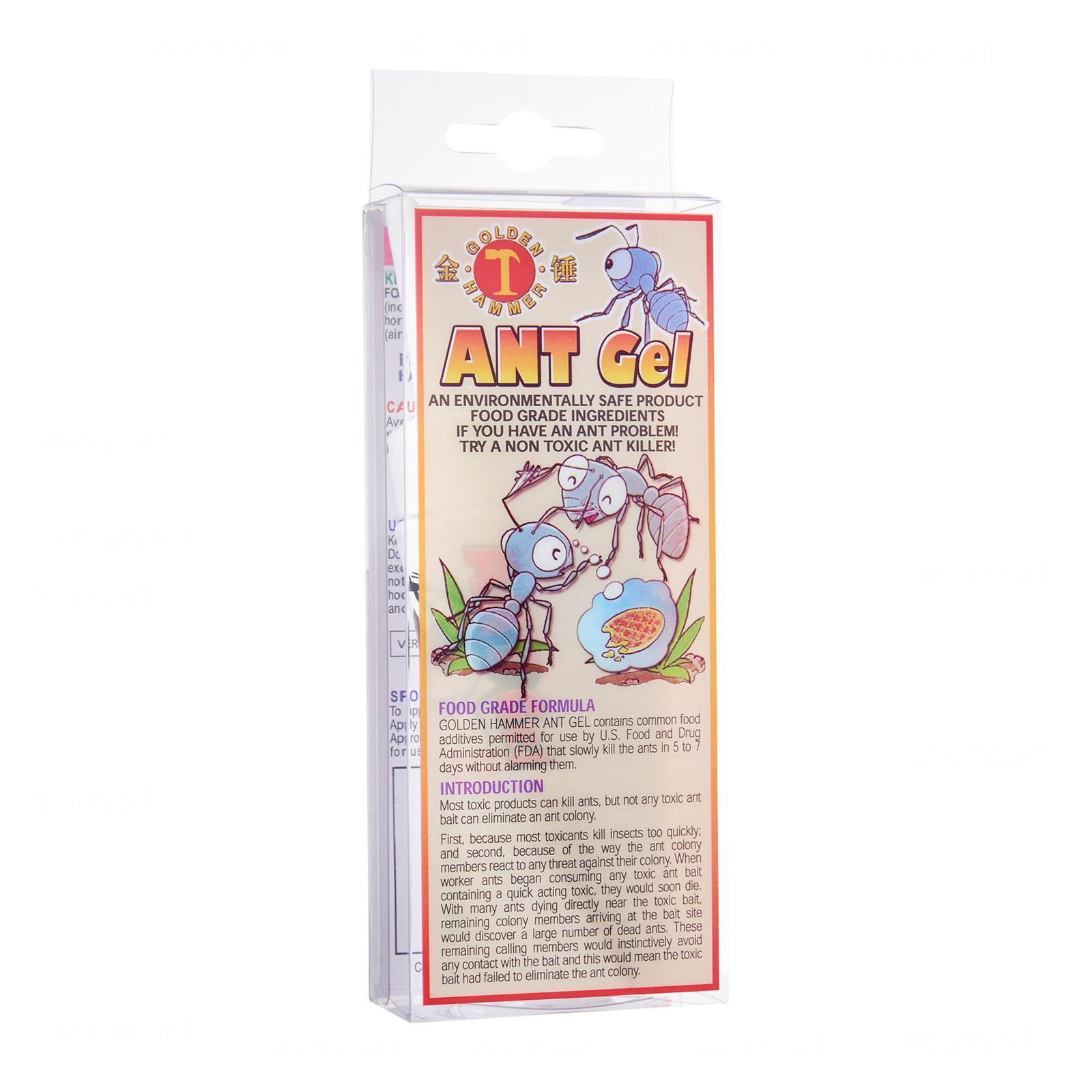 LOWEST PRICE - Golden Hammer Ant Gel 30gm